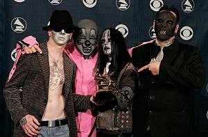 48th Annual Grammy Awards - Press Room