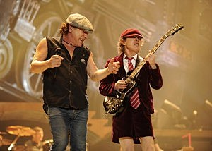 "AC/DC ""Black Ice"" Tour Opener"