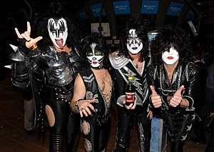 KISS Rings The NYSE Closing Bell
