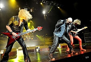 Judas Priest at The Gibson Amphitheatre at Universal CityWalk
