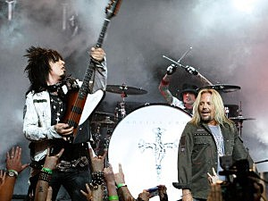 Motley Crue Press Announcement