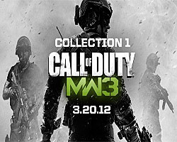 Call Of Duty MW3 Collection 1