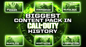 """Call Of Duty: MW3 """"Collection One"""" DLC"""
