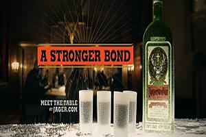 Jagermeister 'A Stronger Bond' Commercial