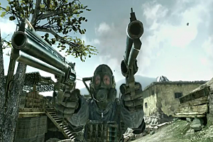 Call Of Duty: MW3 Face Off
