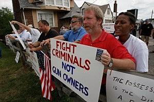 Local Leaders Rally Against Illegal Guns