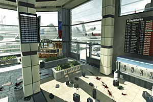 Call Of Duty: MW3 'Terminal' Map