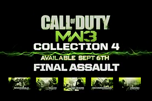 Call Of Duty: MW3 'Final Assault' Collection IV Trailer