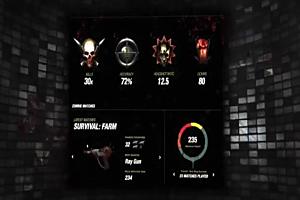 Call Of Duty: Black Ops II 'Elite' Dashboard