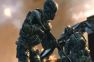 Call Of Duty: Black Ops II Trailer Featuring Ac/Dc 'Back In Black'.