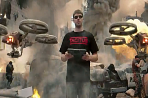 Call Of Duty: Black Ops II 'Live Action' Launch Trailer