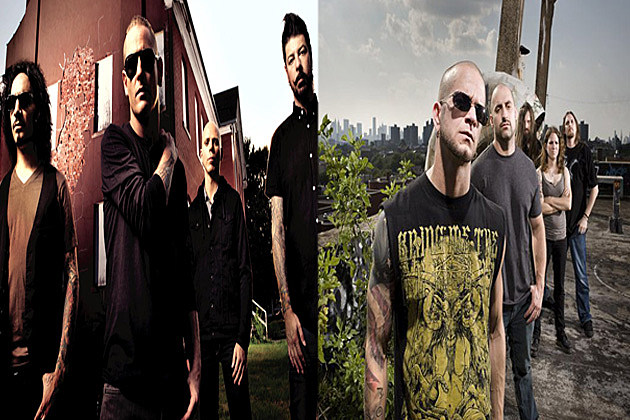 Z94's Band to Band Combat- Stone Sour vs All That Remains