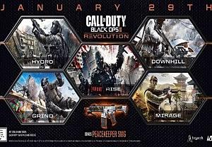Call Of Duty: Black Ops 2 Revolution DLC