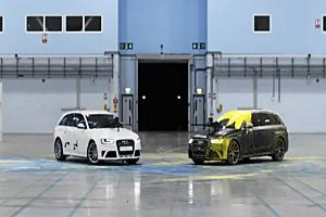 2013 Audi RS 4 Avants Paintball Cars