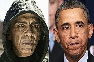 Satan & Obama
