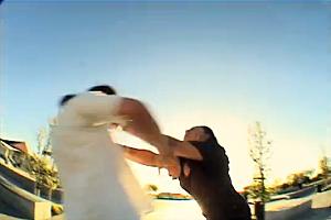 Leland Goldberg Punched