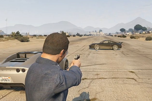 Grand Theft Auto 5 Mythbusters: Episode 5
