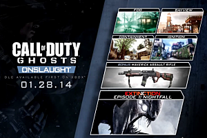 Call of Duty: Ghosts 'Onslaught' DLC