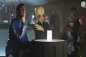 Mos Eisley Cantina Band Try Outs
