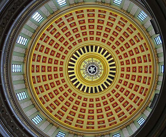 OK Capitol Dome