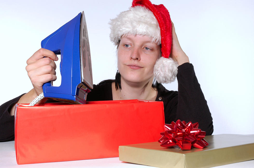 Gift Giving Gone Bad - World\'s Worst Christmas Gift Contest