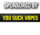 You Suck Vapes